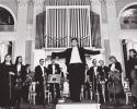 Andreas Spörri dirigiert das Hermitage Symphony Orchestra - Camerata St. Petersburg in der Petersburger Philharmonie,1994