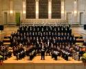 Andreas Spörri dirigiert «Die Schöpfung» von Joseph Haydn mit der Swiss Army Brass Band und den Regensburger Domspatzen, 2006